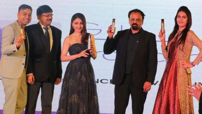 Soha Ali Khan launches 'Double Cross' Fragrances 1