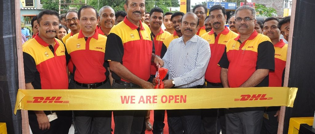 DHL Express opens service center in Madurai