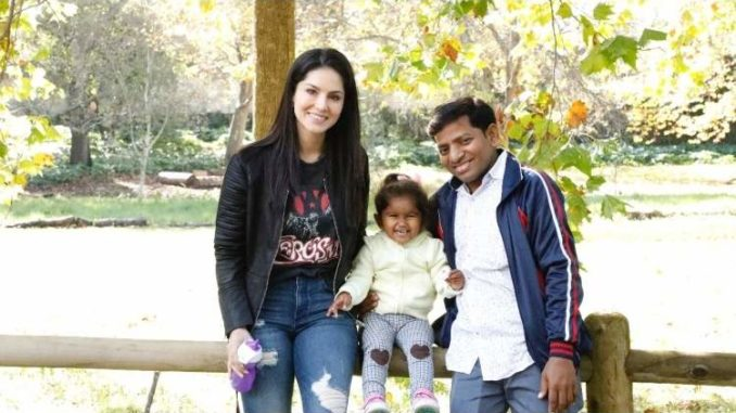 Sunny Leone turns to crowdfunding to support her friend Prabhakar