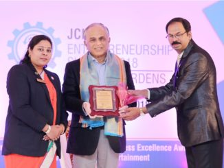 JCI Entrepreneurship Summit 2018 & Mega Trade fair hosted by JCI India launched