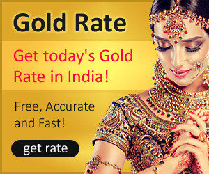 Gold Rate Today in India