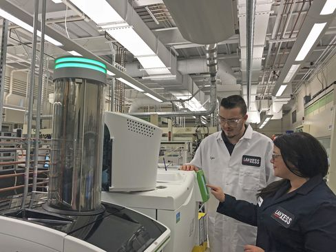 LANXESS Urethane Systems business unit with the Center for Industry Research