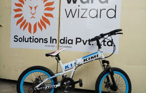 Ward Wizard Solutions joy e bike vadodara