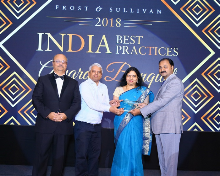 Crompton bags 'Indian Outdoor LED Lighting Company of the Year' Award
