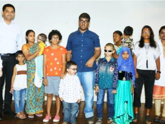 L V Prasad Eye Institute organizes Children's Eye Car Week