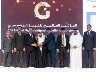 Mr. Ashish Khanna, CEO & MD, Tata Power Solar receiving - GPEA award