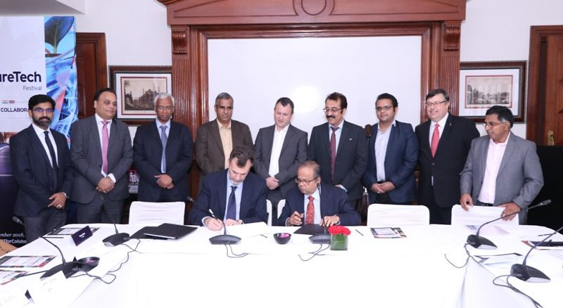 BT and IISc to establish a collaborative research centre in Bangalore
