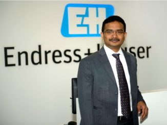 Kailash Desai,COO, Endress+Hauser India