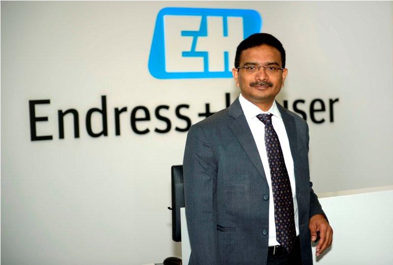 Kailash Desai,COO, Endress+Hauser India
