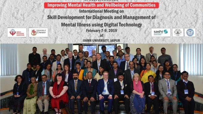 Rajasthan Govt to Support Jaipur-based University for Mental Health Research
