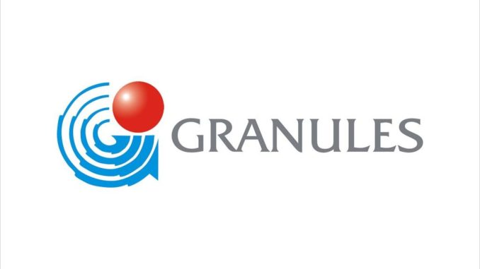 Granules India limited received US FDA approval for