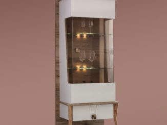 Enliven Your Vacant Spaces With Ansavv's Cabinets
