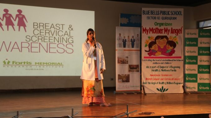 Gurugram schools teach breast and cervical cancer awareness lessons to kids' mothers