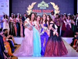 Mrs. India 2019 Queen Of Substance concluded in Delhi