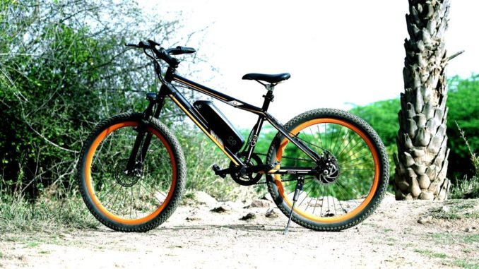 A Perfect hybrid E-bike for the riders this summer