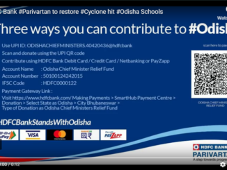 HDFC Bank #Parivartan to restore cyclone-hit Odisha schools