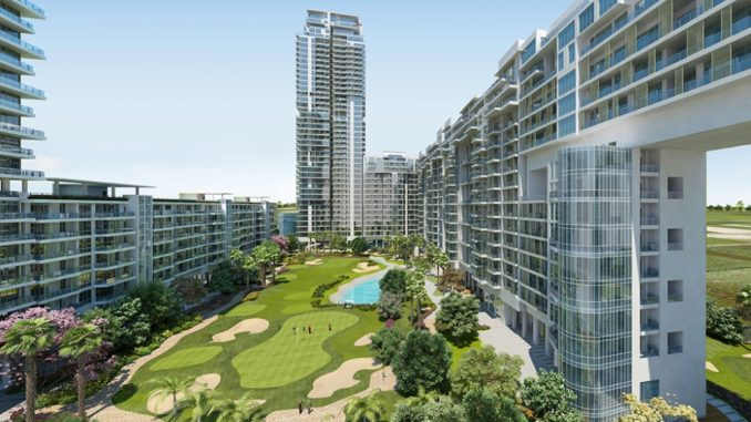 Golf Course Road Extension – the new locality of Gurugram