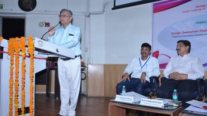 Iit Roorkee's Design Innovation Center Organizes Himalayan Summit.