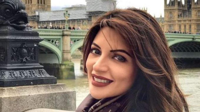 """MY DEPRESSION HAS MADE ME A BETTER PERSON"", SAYS WELL-KNOWN TV ACTRESS SHAMA SIKANDER"