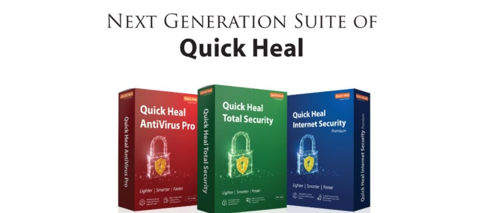 Quick Heal Technologies launches 'Lighter Smarter Faster'