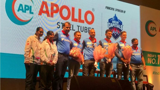 Apl Apollo Felicitates Two Specially Abled Olympic Winners From Sos India