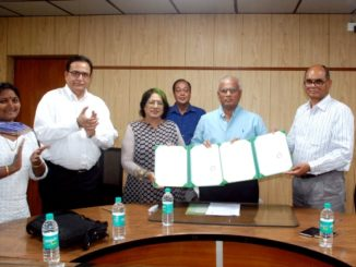 Cornell Sathguru Foundation for Development and Professor Jayashankar Telangana State Agricultural University signs a MOU
