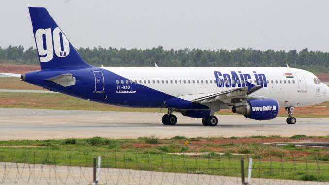 GoAir records best 'On-Time-Performance', 9th time in a row