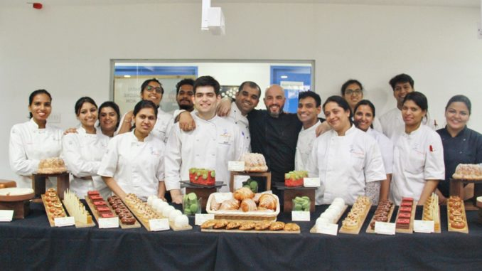 Master Class on Eggless & Vegan Recipes by Chef Toni Rodriguez at Academy of Pastry Arts, Mumbai