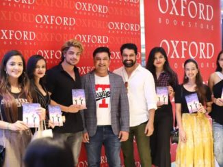 Concluding Part of Arvind Parashar's Bestselling Romantic-Thriller Trilogy Launched in Delhi