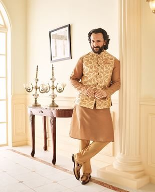Saif Ali Khan's brand, House of Pataudi, launches a 'Palace Inspired' Collection