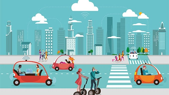 """Smart Mobility for Smart Cities"" by Anuj Prasad, Founder & CEO of Desmania"