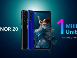 HONOR kicks off HONOR 20 Global Availability, Continues Record-breaking Sales Performance in China