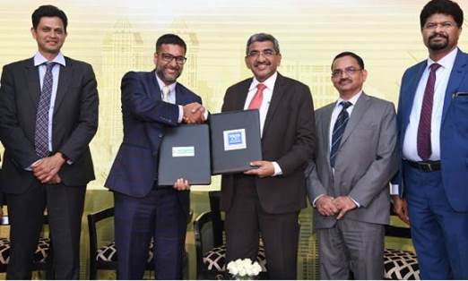 Idbi Bank Ltd. & Tata Aig General Insurance Company Limited Enter Into Bancassurance Corporate Agency Agreement