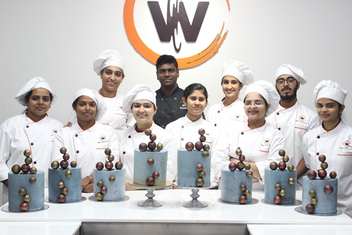 Fastest growing pastry Institute Whitecaps International announces their 4th batch of Cake excellence program