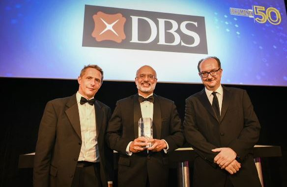 Dbs Named 'World's Best Bank' By Euromoney Magazine