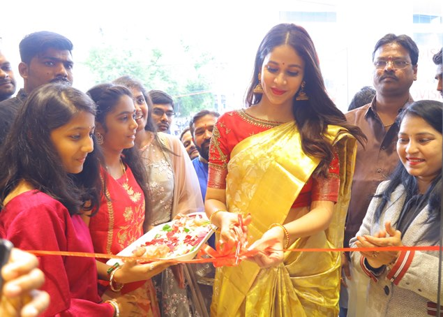 The Swayamvar opens its 25th exclusive Wedding Wear store!