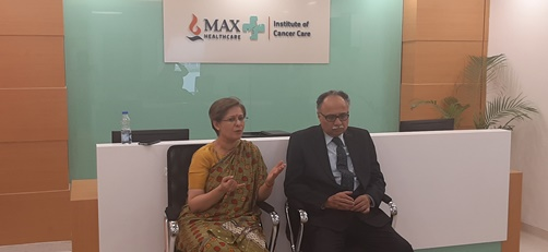 Max Hospital launches 'state-of-the-art' Onco- Daycare