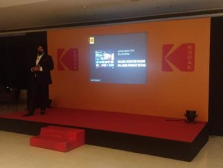 SPPL completes its 3 years as Kodak Brand licensee