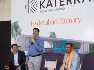 Katerra Breaks Ground on its First Fully-integrated Off-site Manufacturing Plant in Hyderabad