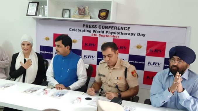 To boost 'Fit India Movement' Free Physiotherapy camp to be organized in Gurugram