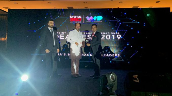 EndressHauser India CEO bags Most Trusted CEO Award 2019