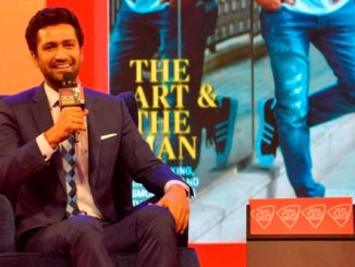 Vicky Kaushal at the India Today Mumbai Conclave 2019