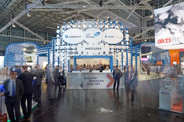 """Borealis, Borouge and NOVA Chemicals are """"Building Tomorrow Together"""" at the K 2019"""