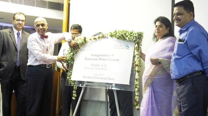 L V Prasad Eye Institute partners with Standard Chartered to improve eye care delivery