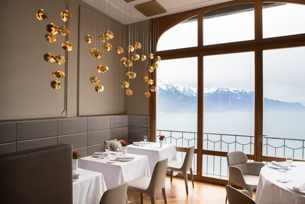 Glion's student-operated gastronomic restaurant Le Bellevue awarded 16 Gault Millau points