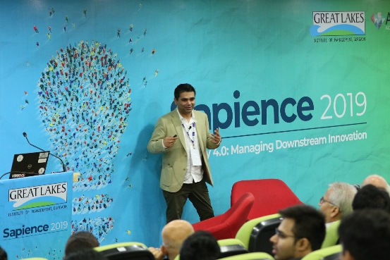Great Lakes Institute of Management, Gurgaon hosts its Annual Management Conclave - 'SAPIENCE 2019'