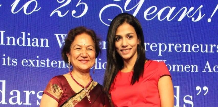 Ms. Upma Kapoor_Priyadarshni Awards -