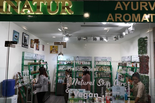 """INATUR conducted a day Workshop on """"How to Read Ingredients & DIY Ingredients"""""""
