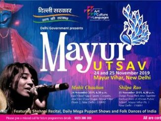 Relive the warmth of Art & Culture with Mayur Utsav 2019