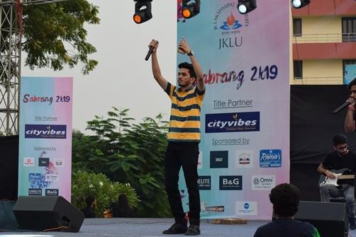 JK Lakshmipat University Presents SABRANG: National Tech-Management Fest